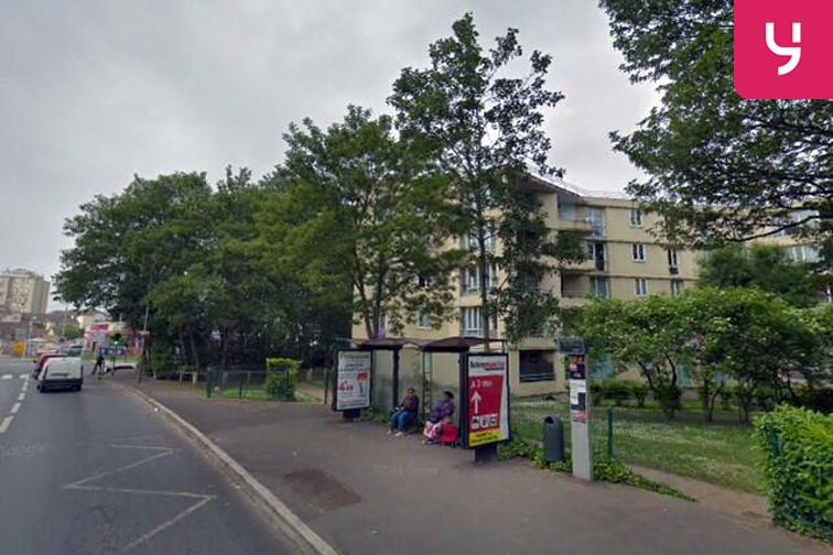 location parking Parc Jacques Duclos - Colonel Fabien - Valenton (aérien)