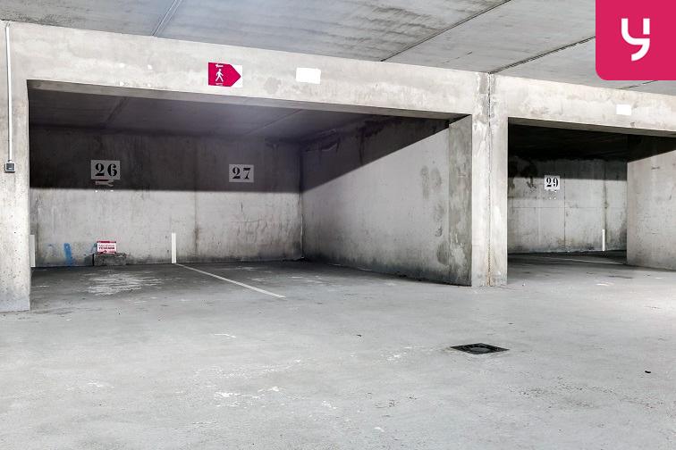 Parking Rue des Chalâtres - Nantes pas cher