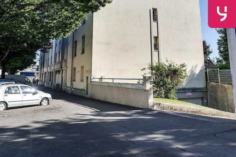 Parking Rue des Chalâtres - Nantes souterrain