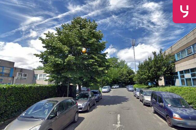 Location parking Jardins des Hautes-Bruyères - Equinoxe - Villejuif - 2 roues