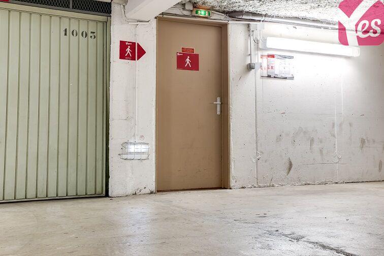 Parking Parc de la Moutonnerie - Nantes garage