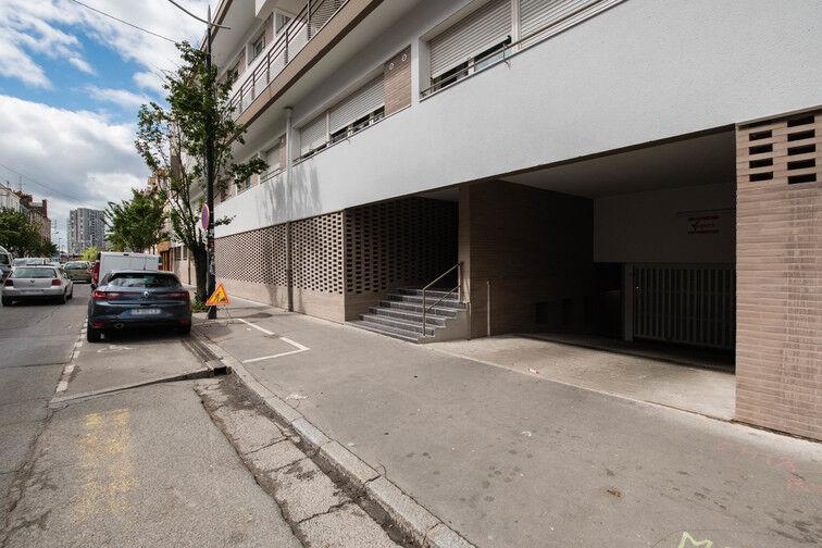 Parking Parc de la Moutonnerie - Nantes sécurisé