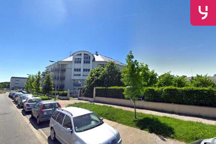 Parking College Pierre Brossolette - Paul Verlaine - Villeneuve-Saint-Georges - (box) gardien