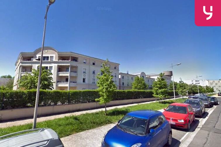 location parking College Pierre Brossolette - Paul Verlaine - Villeneuve-Saint-Georges - Souterrain