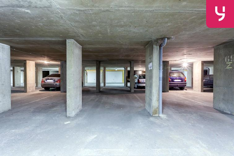 location parking Ecole Primaire Anne Sylvestre - Paul Verlaine - Villeneuve-Saint-Georges (aérien)