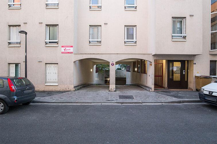 Parking Division Leclerc - Le Bourget à louer