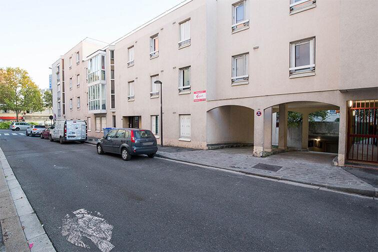 Parking Division Leclerc - Le Bourget gardien