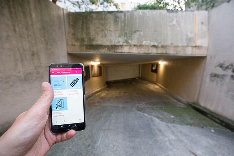 location parking Division Leclerc - Le Bourget