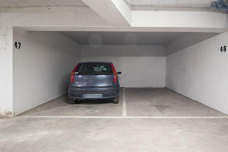 Parking Division Leclerc - Le Bourget souterrain