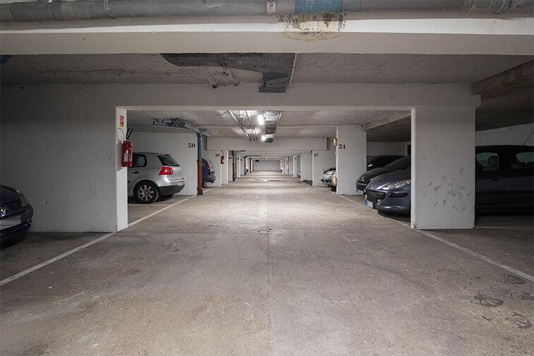 Parking Division Leclerc - Le Bourget location mensuelle