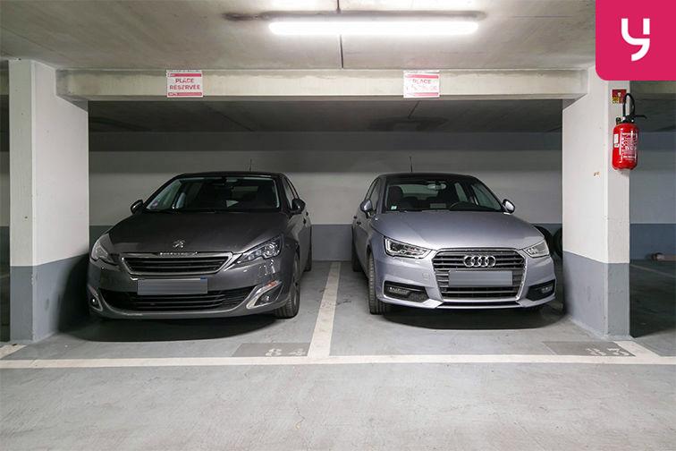 Parking Balard (place double) box