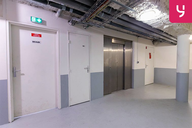 Parking Balard (place double) souterrain