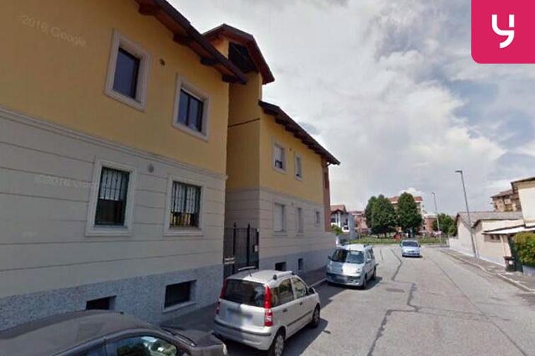 affitta parcheggio Torino - Giardino Scarafiotti