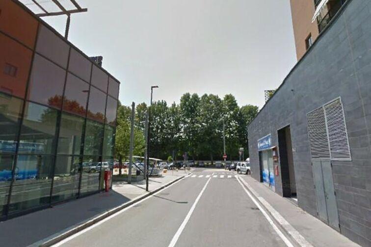 Parcheggio Torino - Parco Dora telecamera