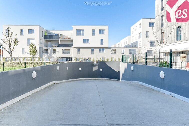 Parking Nantes Erdre souterrain