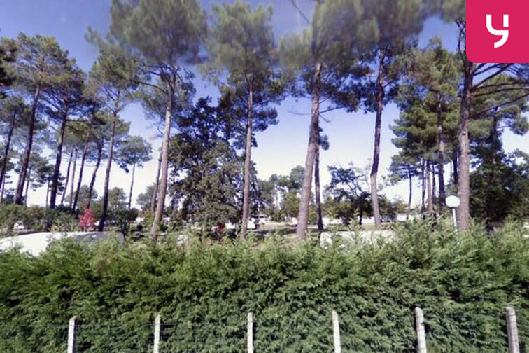 Parking Collège Verdier - Audenge avis