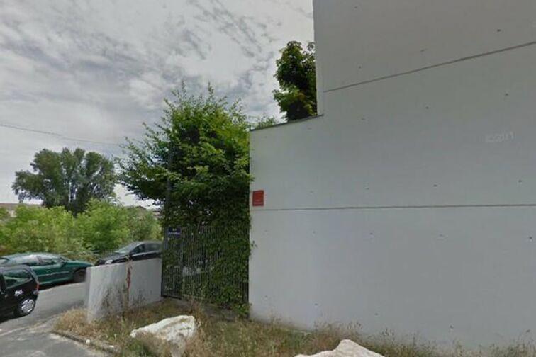 Parking Jardin Botanique - Bordeaux sécurisé