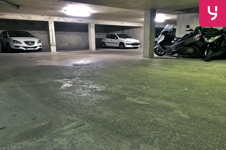 location parking Porte de Vincennes - Paris 12