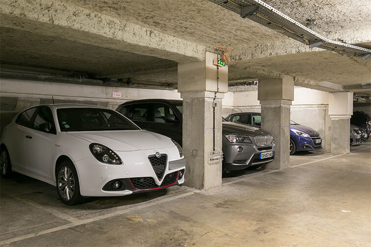 Parking Porte de Vincennes - Paris 12 Paris