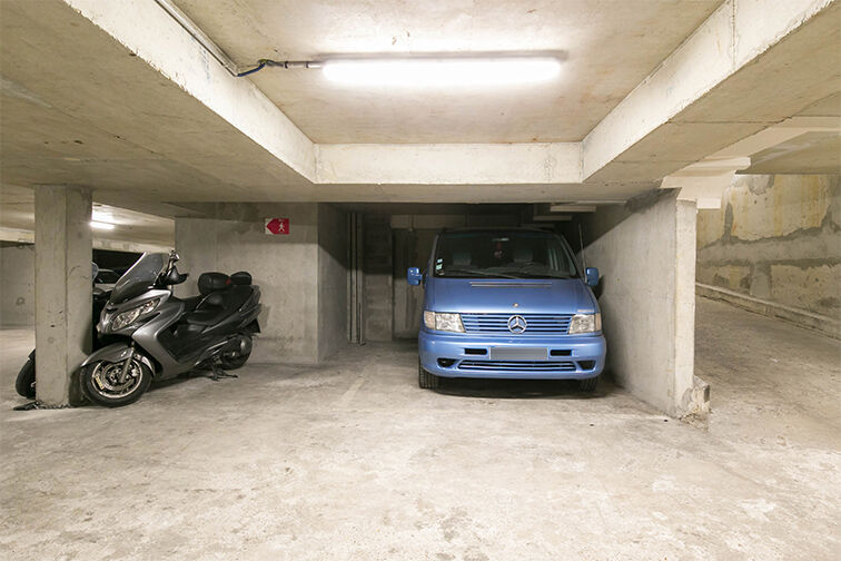 Parking Porte de Vincennes - Paris 12 24/24 7/7