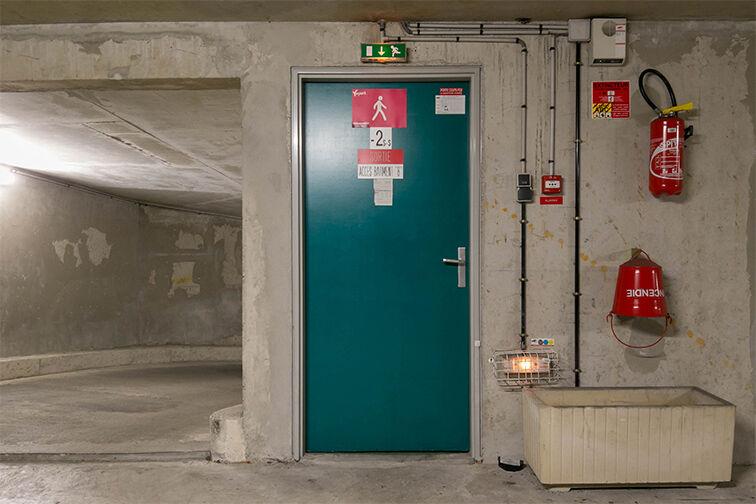 Location parking garage porte de vincennes paris 12 - Parking paris porte d orleans ...