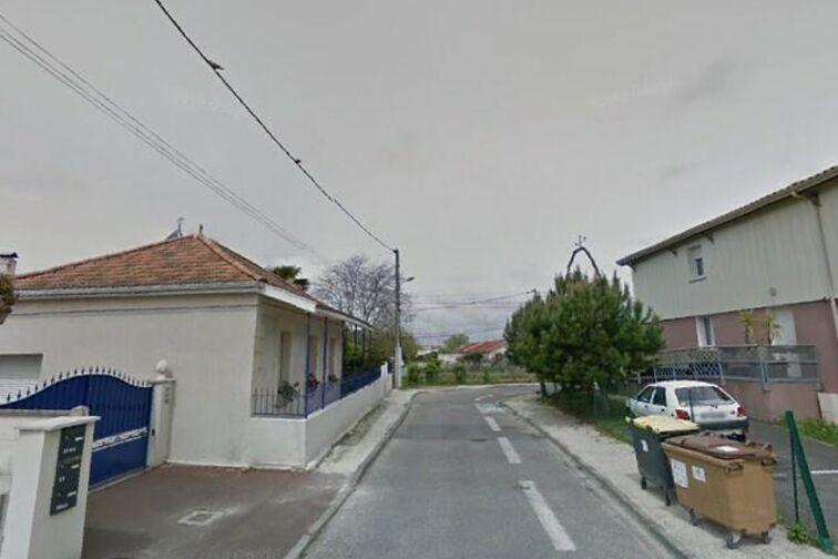 Parking Eglise Saint-Maurice - Gujan-Mestras caméra