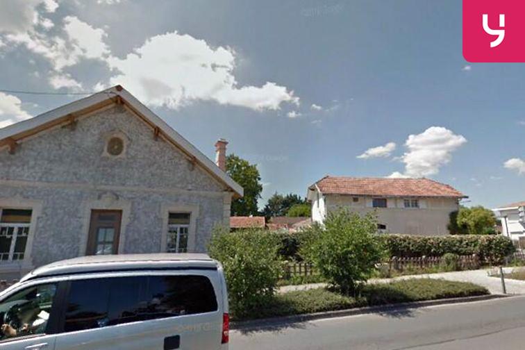 location parking Mairie de Lacanau