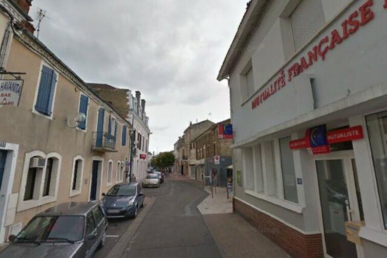 Parking Louis Breguet - Mont-de-Marsan gardien