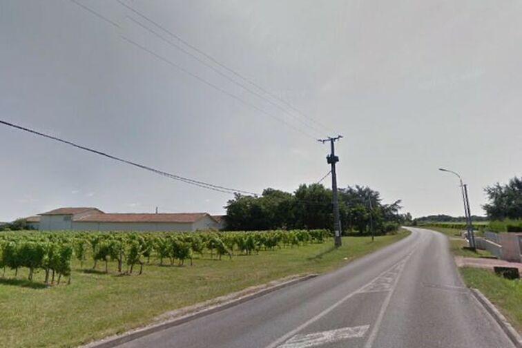 Parking Lagraula - Saint-Sulpice-et-Cameyrac sécurisé