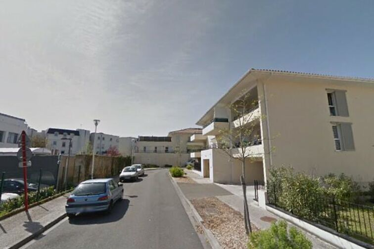location parking Médiathèque d'Ornon