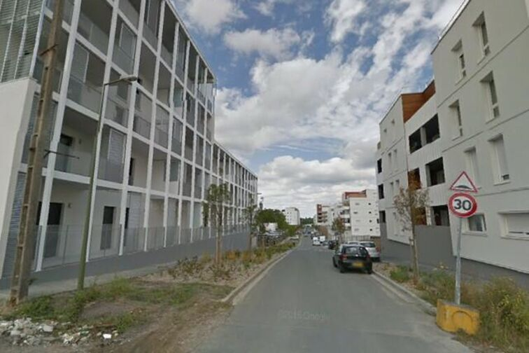 Parking Hippolyte Gourdon - Lormont location