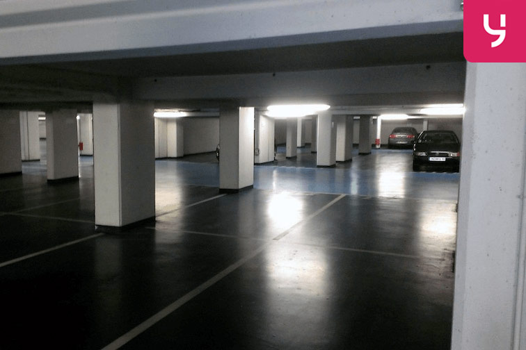 location parking ENS Lyon