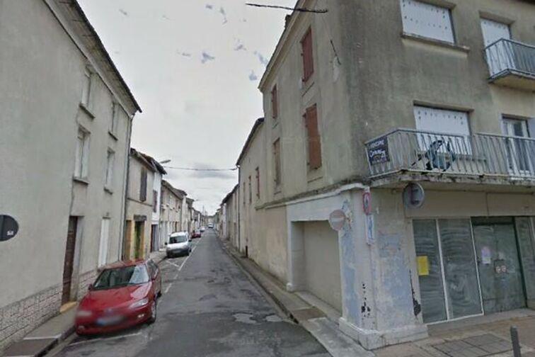 Parking Gendarmerie Nationale - Sainte-Foy-la-Grande souterrain