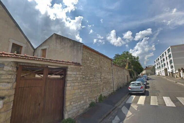 Parking Stade Stéphane Diagana - Général Leclerc - Andrésy (aérien) 132, rue du Général Leclerc
