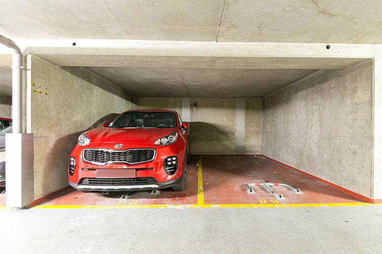 Parking Marché Saint Romain sécurisé