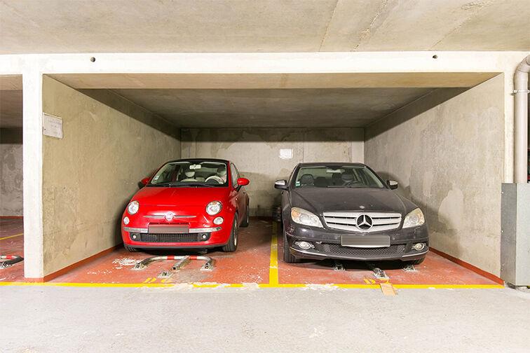 Parking Marché Saint Romain box