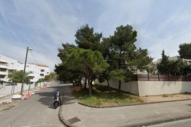 Parking Chemin de Sormiou - Marseille Marseille