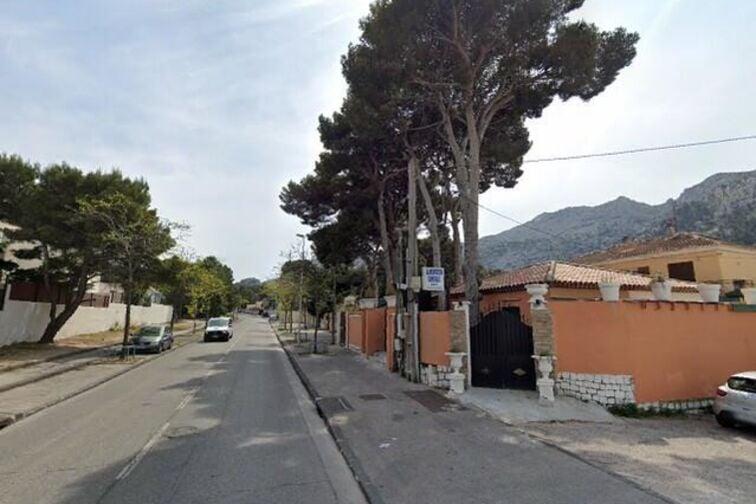 Parking Chemin de Sormiou - Marseille pas cher