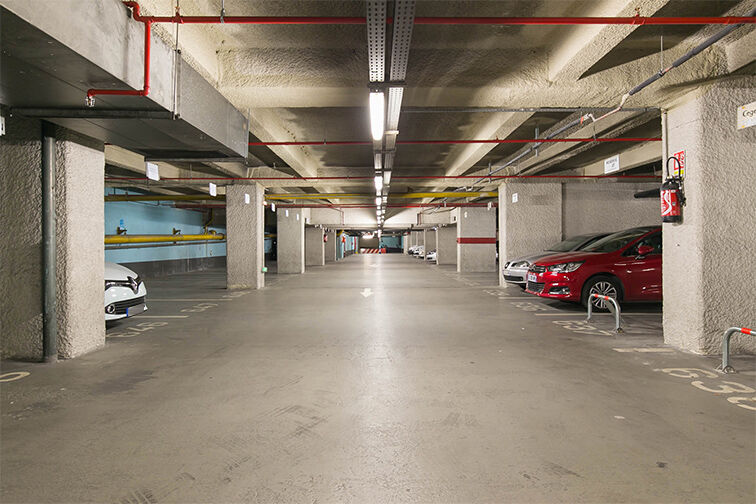 location parking Chemin de Sormiou - Marseille