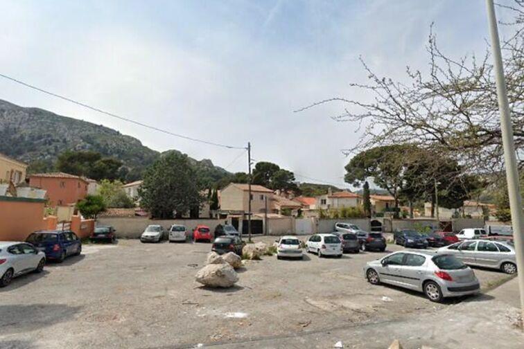 Parking Chemin de Sormiou - Marseille garage
