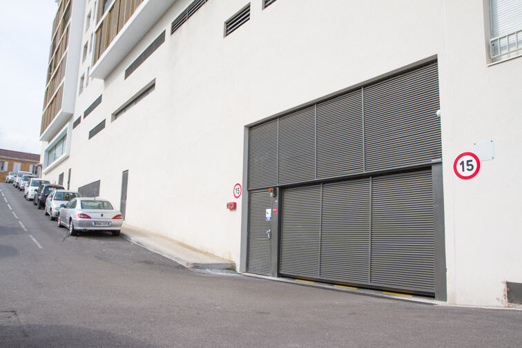 Parking Boulevard Saint-Loup - Marseille box