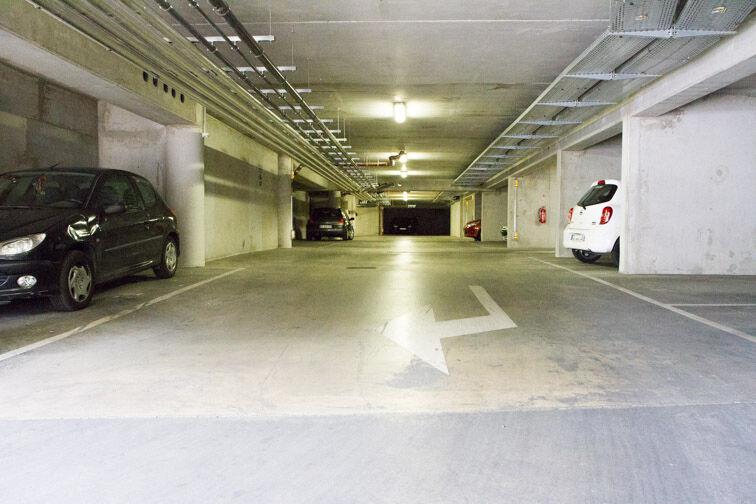 Parking Boulevard Saint-Loup - Marseille 13010