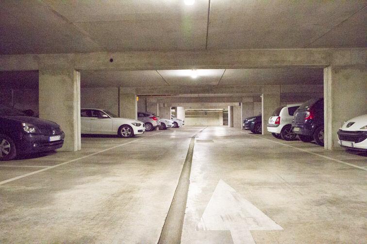 Parking Boulevard Saint-Loup - Marseille garage