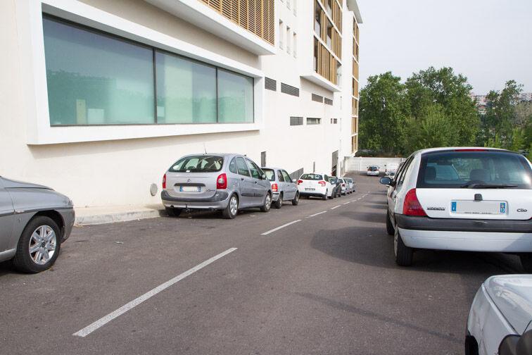 Parking Boulevard Saint-Loup - Marseille avis