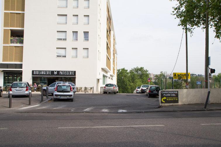 Parking Boulevard Saint-Loup - Marseille en location