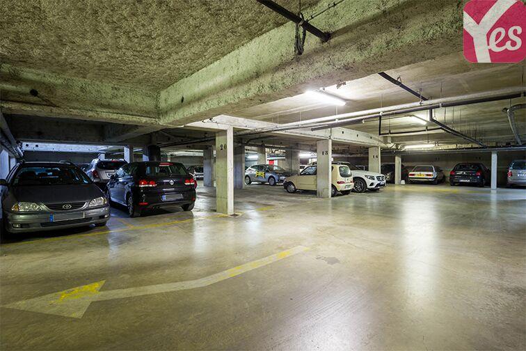 Parking Servan - Paris 51 rue Servan