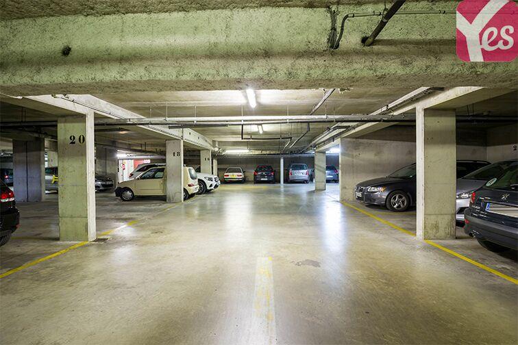 Parking Servan - Paris caméra