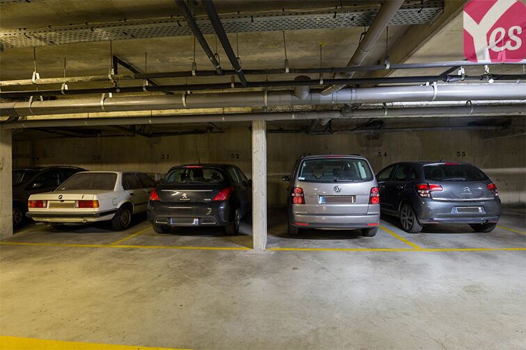 Parking Servan - Paris 24/24 7/7