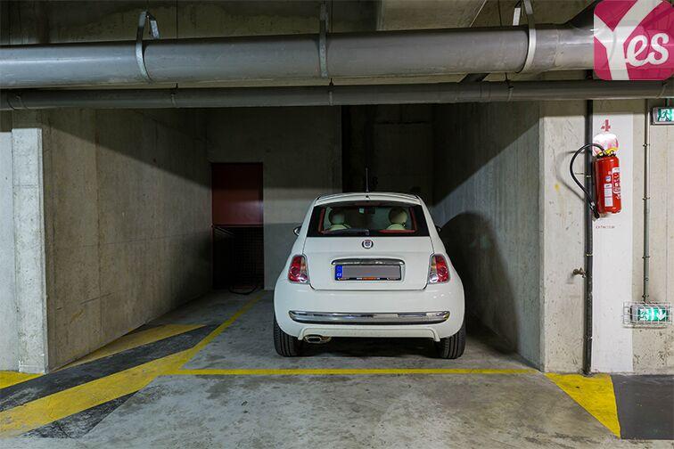 Parking Servan - Paris sécurisé