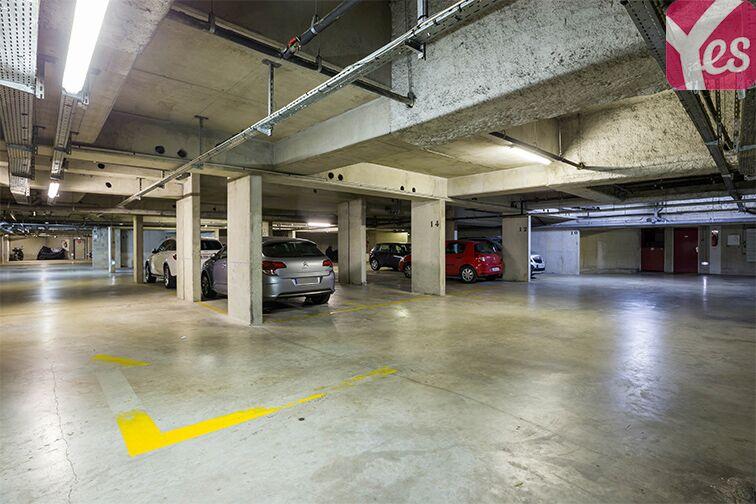 Parking Servan - Paris en location